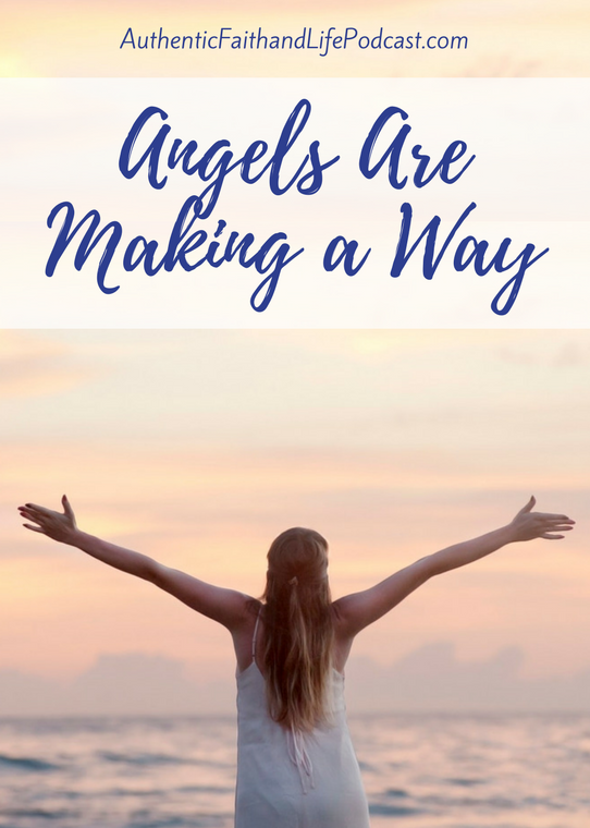Angels Are Making a Way