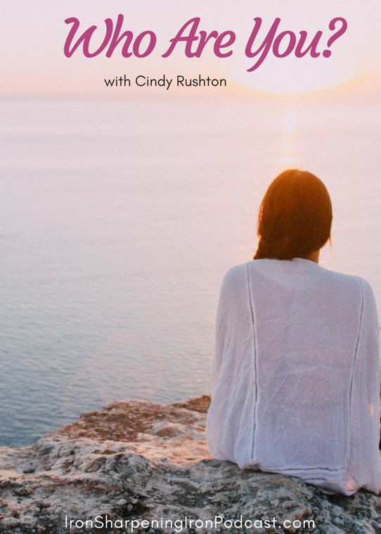 Cindy Rushton will take you step by step through the process of learning who we are, why we are here and what we are supposed to be all about.