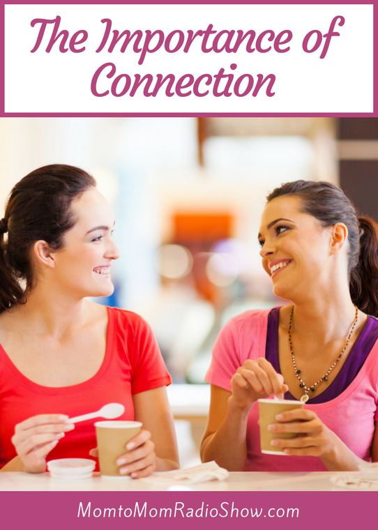 The Importance of Connecting with others with Lucia Claborn