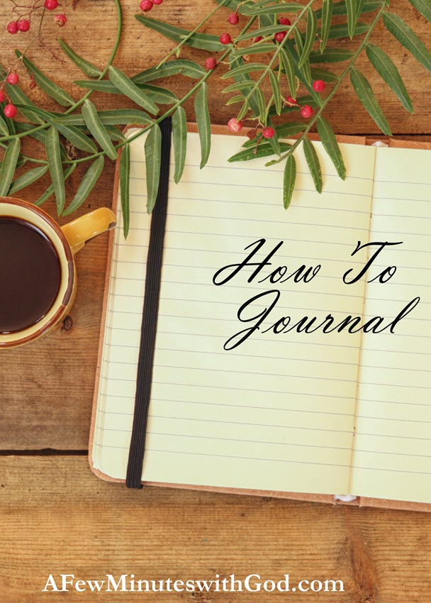 journaling how to