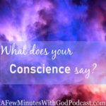Reexamine Your Conscience