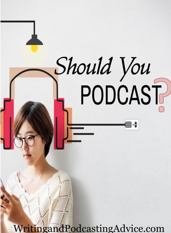 Should You Podcast?- Advice in a Nutshell with Felice Gerwitz