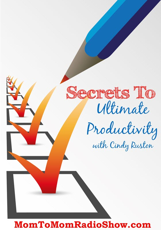 secrets to ultimate productivity