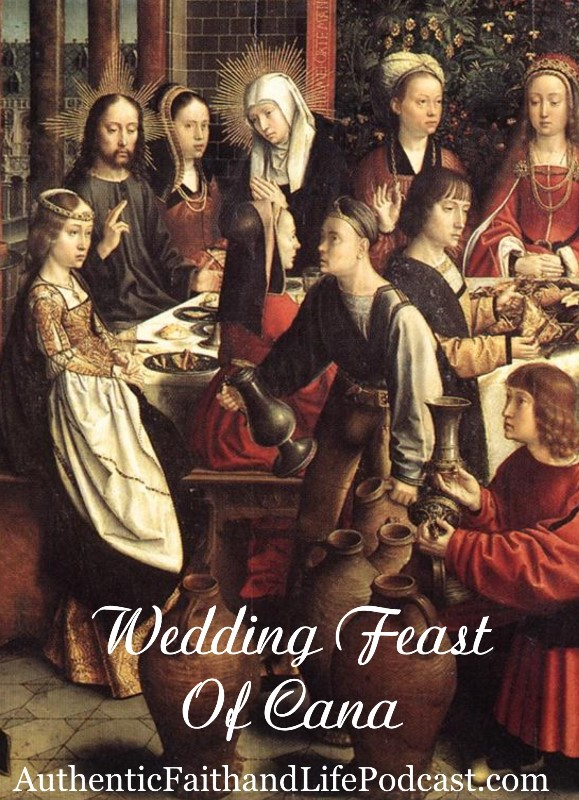 WEDDING FEAST OF CANA