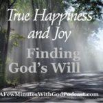True Happiness & Joy