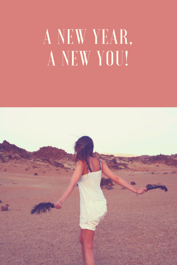 A New Year, A New You!