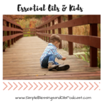 Essential Oils & Kids