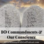 10 Commandments Conscience Check