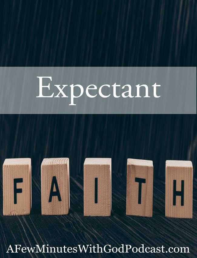expectant faith