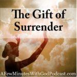 Surrender God's Gift