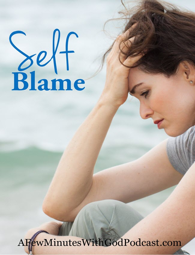 Self Blame | Self blame is harmful and may be damaging for the soul. #christianpodcast #podcast #self-blame