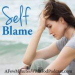 Is Self Blame Harmful