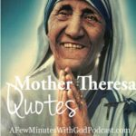 Mother Theresa's Quotes