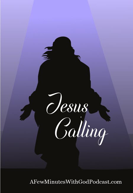 Jesus Calling | Is Jesus calling you? | #podcast #christianpodcast #jesus #faith