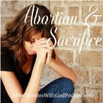 Abortion | Abortion has taken on a new meaning. What happened to love? In our world, it seems that love is no longer a factor in so many people's life. #podcast #christianpodcast