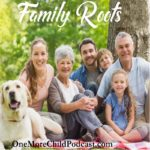 Family Roots | Have you studied your family roots? We all have a history we are either proud of or want to shove back in the closet. In today's episode, I'll share how we can use our heritage to our advantage and bring healing out of situations that truthfully should make us cry! | #podcast #christianpodcast #faith