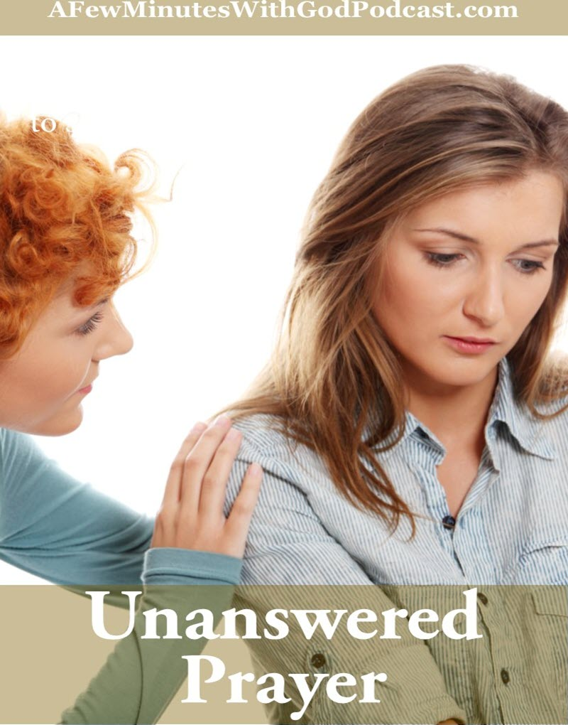 Unanswered Prayer | What happens when we pray and we feel our prayers have been unanswered. In this episode, we tackle the topic of unanswered prayers and what we can do as Christians to hope! | #podcast #homeschoolpodcast