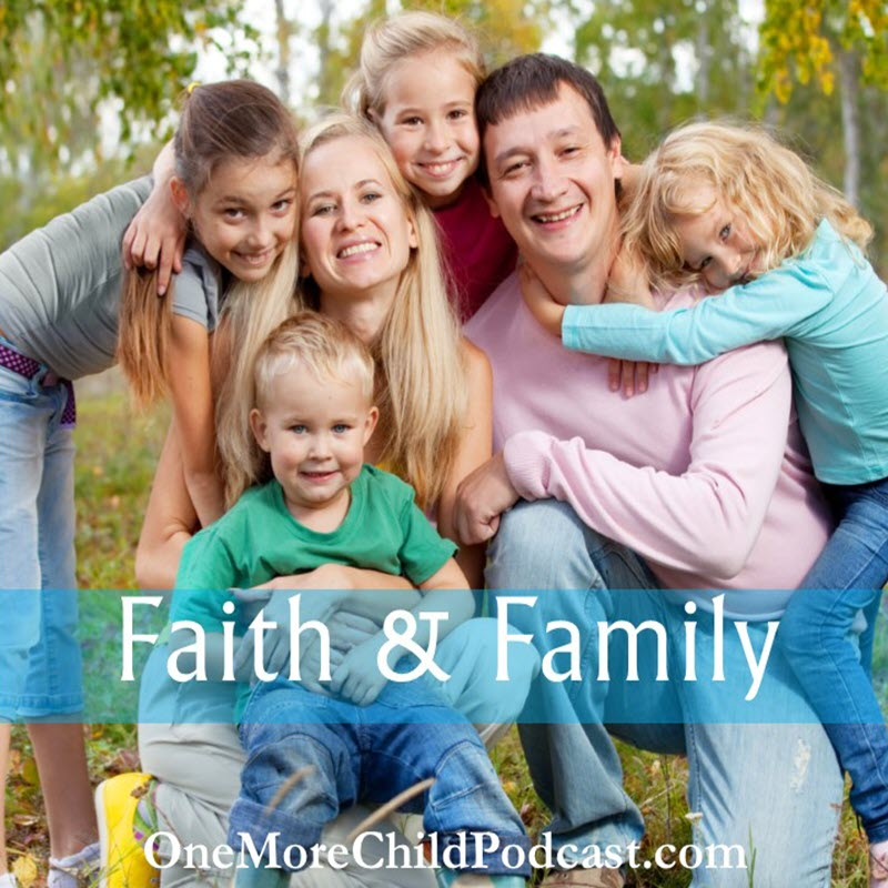 Faith & Family | When my faith in the Lord grew I knew I was a new creation, but I didn't realize the effect of faith and family as a life-changing event. In this episode, I will share how my faith in the Lord caused my husband and I to grow from trusting ourselves to trusting God. | #Podcast #christianpodcast #faithandfamily