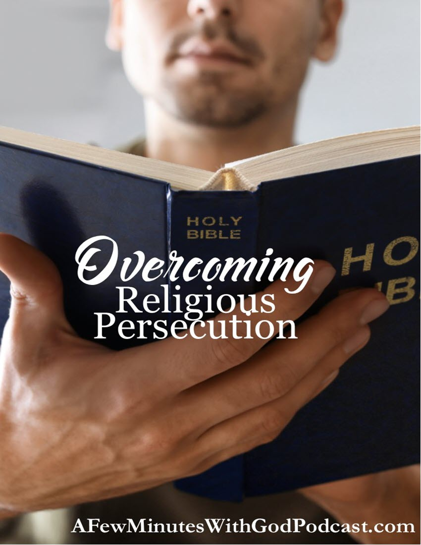 Religious Persecution | Who would have thought that religious persecution would come to the shores of America? We know about persecution happening to all faiths in foreign lands, but on our soil? | #podcast #christianpodcast