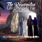 Resurrection | The ressurction is life changing. We know that as Christians our life changed the minute Jesus rose from the dead. This was such a surprise to his apostles! | #podcast #homeschoolpodcast