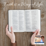 Faith is a way of life - with Lucia Claborn on the Secrets to Victorious Living Podcast
