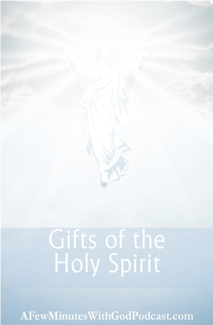 Gifts of the Holy Spirit | The gifts of the Holy Spirit are real and free and available to all. At Pentecost, the disciples were able to speak in different languages and those who heard them understood. | #podcast #christianpodcast #holyspirit