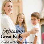 Raising Great Kids | We want to raise great kids that we are proud of, let's face it isn't that hard, or is it? In today's podcast, we discuss raising great kids and how it really can be done in one easy lesson! | #podcast #christianfamilies #greatkids #parenting #UCPN