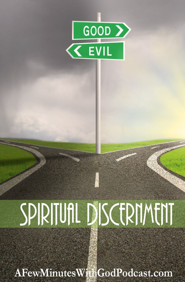 Spiritual Discernment | The gift of spiritual discernment is one we all need! It allows us to see the truth to avoid darkness and to be ready for what is in store for those who love the Lord. | #podcast #christianpodcast #spiritualgifts #UCPN