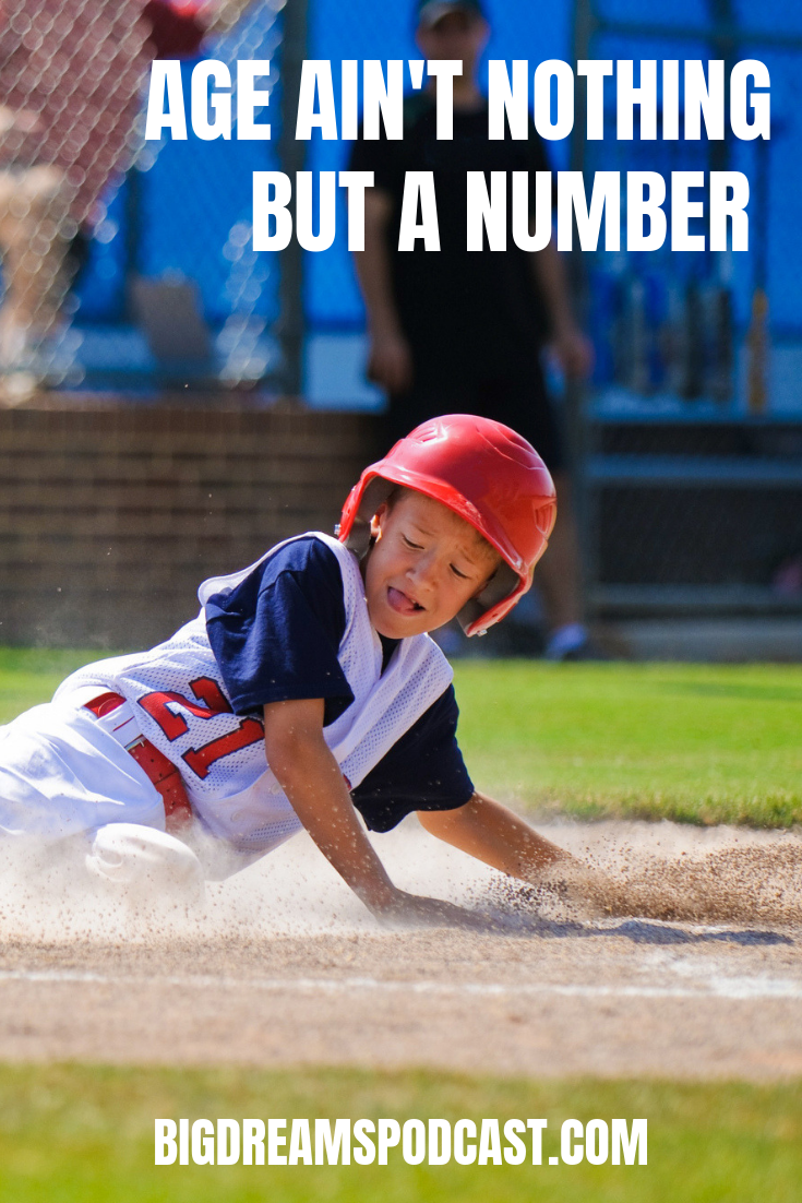 When it comes to the kids and their sports, what is age appropriate for your child to play with the other kids? Find out on this #podcast