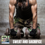 Sweat and Sacrifice | Hey everyone in today's podcast I'm talking about sweat and sacrifice. And how you can learn valuable lesson in sports and use them in life! | #sportspodcast #podcast #sweatandsacrifice