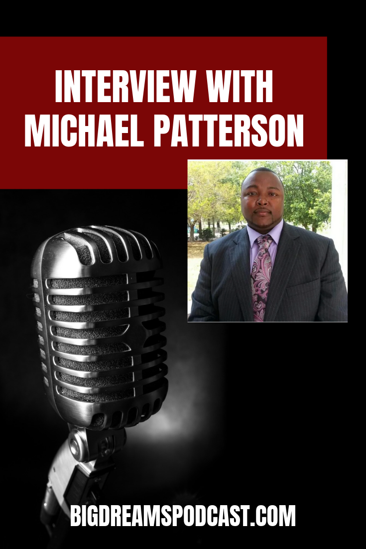 Interview with Michael Patterson, Coach at East Lee High School, a guy that serves his community, and Author of Live Love and Lead. #podcast