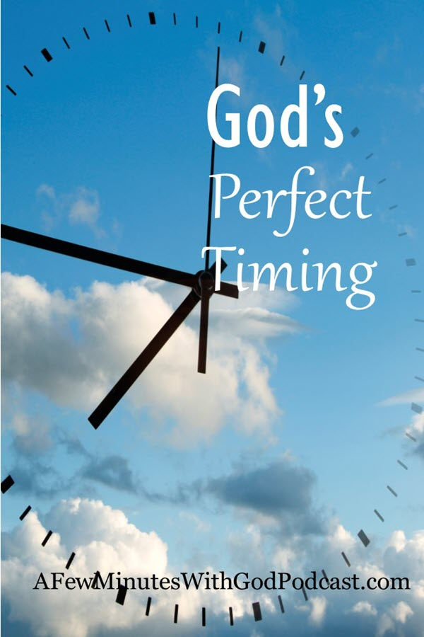 God's Timing | God's timing is perfect, this is something we hear about all the time but in reality, when we ask something in prayer we often expect immediate results. In this podcast, we discuss how our time is so different to God's time and ways to let go! | #podcast #christianpodcast