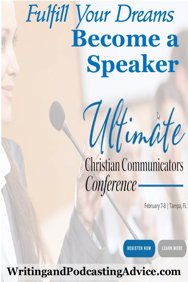 Conference Speaker | Meredith Curtis attended a conference where I was a featured conference speaker. She had dreams of becoming a published author! Fast forward many years later and not only did Meredith realize her dream, but she also is a speaker herself! | #podcast #christianpodcast #becomeaspeaker