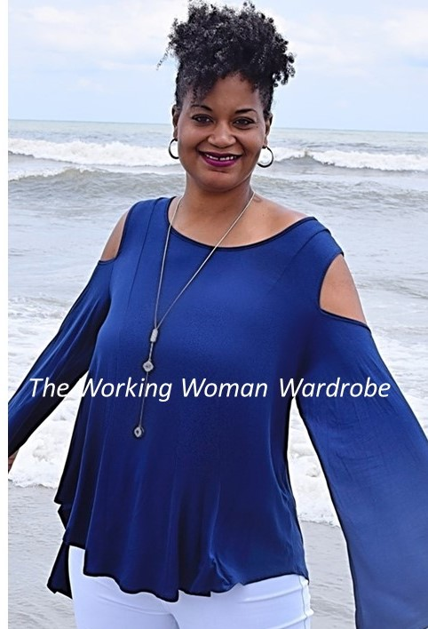 The working woman wardrobe. Clothing ideas for working women.