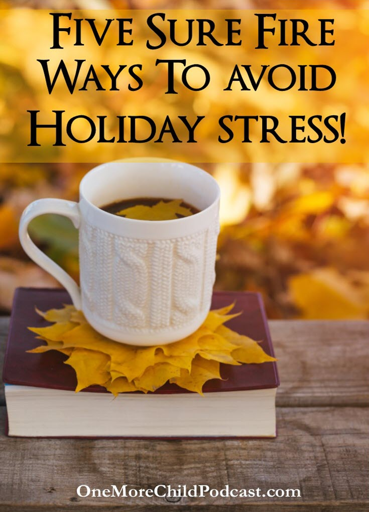 Season of Hope | Five Sure Fire Ways To Avoid Stress | We are approaching a season of hope! Here are five things to really help you to reduce the stress, make a quick plan and get rid of those things that cause you to feel overwhelmed. Get ready to enjoy any season, with these five easy to answer questions. | #podcast #holidaystress #holidayplanning #christianpodcast
