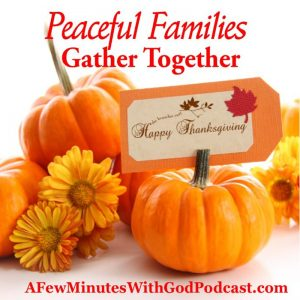 Peaceful Families | Next to world peace, we want peace within families! I've heard horror stories of siblings not talking to each other for years and in this episode, we will pray for broken families and those who are lost to the hope of Jesus. | #ChristianPodcast #podcast