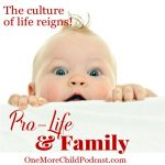 Pro-Life Family | Education in the pro-life family with the expert in this movement. In this episode, we are going to discuss the history of the pro-life movement and why we need to learn the importance of the ministry. | #Christianpodcast #podcast
