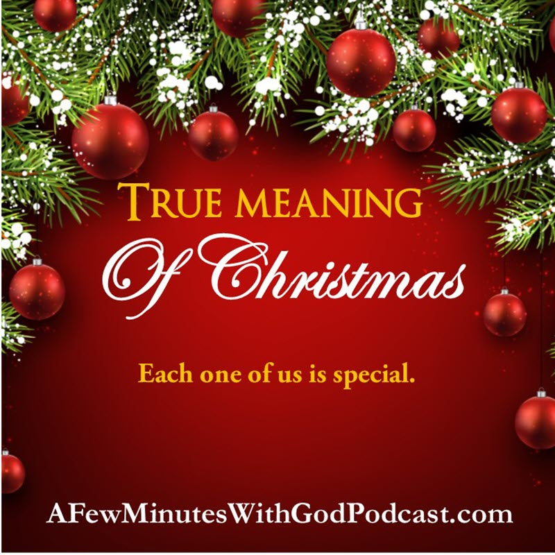 True Meaning Of Christmas - Ultimate