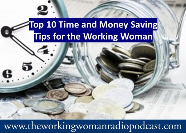 10 time and money saving tips for working women