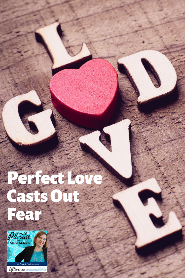 In this podcast we will explore several different aspects of how to recognize perfect love in action versus when fear is in action.