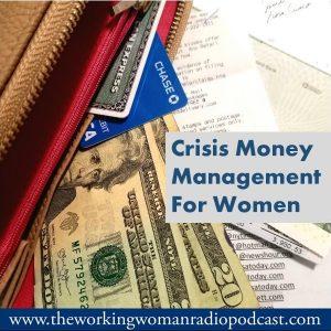 Crisis Money Management for Women
