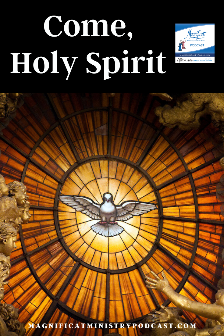 Pentecost – that's something that happened a long time ago? Right? Something about the Holy Spirit and tongues of fire and some other stuff… Nothing for today's world. Right? Wrong! Oh so wrong!