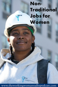 Non-traditional careers for women