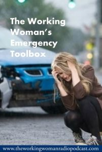 The Working Woman's Emergency Toolbox