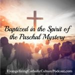 Baptized in the Spirit | Can those baptized in the spirit learn to share their faith? Yes! In designing a formation workshop, Fr. David shares the importance of building on the graces received in the Church through the renewal movements, especially the Charismatic renewal. | #podcast #christianpodcast #christian #christianity #baptizedinthespirit