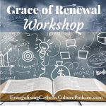 """Grace of Renewal Workshop This podcast will present the grace of renewal workshop. The suggested format that will relate to the Church's Grace of Renewal. Since it is being proposed that for a full life of transformation, it is necessary to go beyond what we have recently traditionally known as the """"Baptism in the Holy Spirit"""". #podcast #christianpodcast #christian #christianity #charasmaticrenewal"""