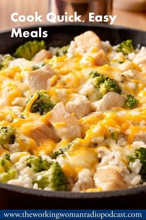 Cook Quick Easy Meals