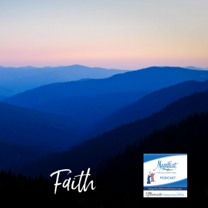 Do I act like what I read in the Bible is true? Faith. Just faith…