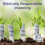 Biblically Responsible Investing aligns a person's beliefs with their investments by avoiding those companies that profit from and support issues contrary to their moral compass.