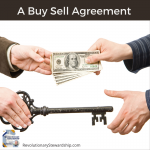 A buy and sell agreement is a legally binding contract that stipulates how a partner's share of a business may be reassigned if that partner dies or otherwise leaves the business.